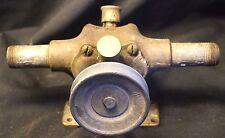 Antique Vintage Brass Metal Steampunk Industrial ( Hit Miss Engine Part?? )