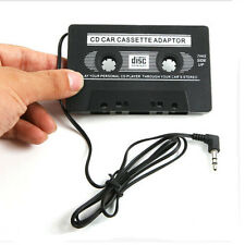 Car Audio Tape Cassette Adapter iPhone iPod Mp3 CD Radio Nano 3.5mm Jack Aux E2