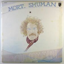 "12"" LP - Mort Shuman - Voila Comment.. - #L7577 - washed & cleaned"