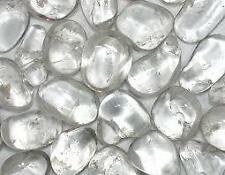 Crystal Quartz Tumbled 100gr AAAAA+++++