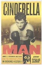 Cinderella Man : The Greatest Upset in Boxing History (Hardcover)