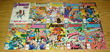 Avengers #305-318 VF/NM complete run by john byrne - spider-man 316 nebula set