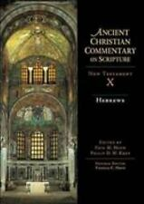 NEW - Hebrews (Ancient Christian Commentary on Scripture)