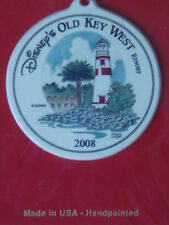 Ornement Old Key West 2008 decoration Noel WALT DISNEY WORLD DISNEYLAND NEUF
