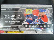 2013-14 UD BLACK DIAMOND HOCKEY HOBBY SEALED BOX