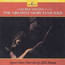 The Greatest Story Ever Told: Original MGM Motion Picture Soundtrack [Enhanced
