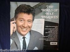VINYL LP - THE WORLD OF MAX BYGRAVES - SPA9