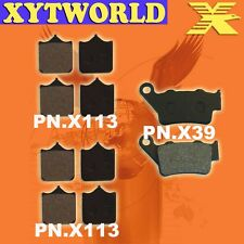 BMW S1000 S 1000 RR Brake Pads FRONT REAR 2010-2012