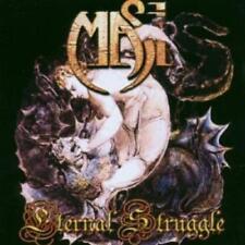 Masi eternal struggle CD Lion Music lmc2109 2