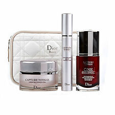 Dior CAPTURA Totale One Essential cara Suero-Crema Crema Hidratante & Ojo Set De Regalo