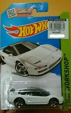 2015 Hot Wheels '90 Acura NSX White