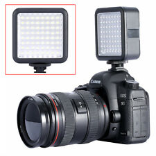 Neewer LED64 Dimmable Video Light Universal for Macrophotography UD#20