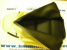 BMW E36 Z3 FRONT RIGHT BASIC SEAT BACK FABRIC BLACK 52108411362