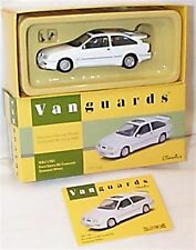 Ford Sierra RS Cosworth Diamond White new in box Limited edition