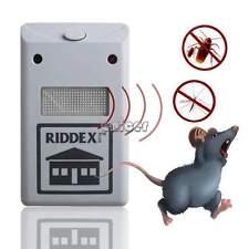 Nueva roedores Riddex repelente de control electrónico de Plus UltrasonicPest