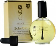 CND Essentials SOLAR OIL 2.3 oz Nail Cuticle Conditioner Polish Treatment Salon