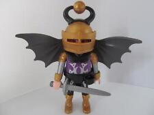 Playmobil winged dragon knight leader/prince new extra figure pour château sets