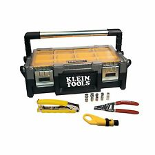 Klein Tools VDV011-832 VDV ProTech Coaxial Kit with Tool Case