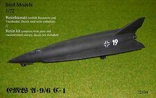 EMW A9/6 C-1 Fernbomber  1/72 Bird Models Resinbausatz / resin kit