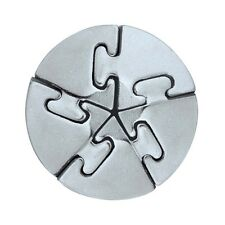 Cast Puzzle Spiral - Metallpuzzle - Level 5