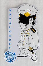 Aufkleber THAILAND Army Marine Soldat soldier Royal Thai Navy 14x7 cm
