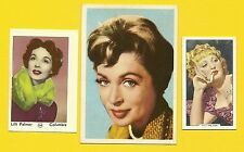 Lilli Palmer Fab Card Collection German Actress Writer Change Lobsters and Dance