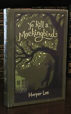 To Kill A Mockingbird by Harper Lee- Leatherbound & Brand New In Shrink Wrap!