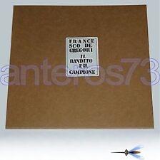 FRANCESCO DE GREGORI RARO DOPPIO LP 1993 - VASCO ROSSI