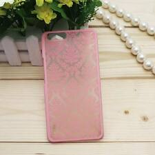 Luxury Slim PC Matte Hard Back Case Cover Skin + Film For Various Huawei Phone