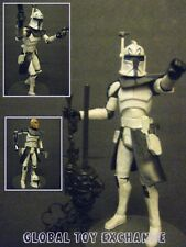 STAR WARS CLONE CAPTAIN REX FIRST ISSUE FIGURE LOOSE MINT