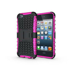 HEAVY DUTY TOUGH SHOCKPROOF WITH STAND HARD CASE COVER FOR Ipod touch5/6 PHONES