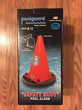 PoolGuard Floating Safety Buoy Alarm Swimming Pool In or Above Ground PGRM-SB