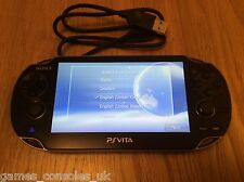 SONY PS Vita Console WiFi solo pch-1004 Playstation Vita Wi-fi OLED screen 3.01