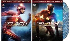 Flash: The Complete Seasons 1-2  DVD Brand New