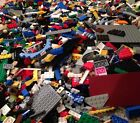 100 Lego Bricks ~ Parts ~ Pieces / 100X / Random Mixed Colors / Cleaned / City