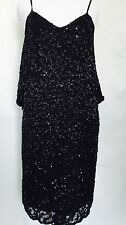 AllSaints Sequin Formal Prom  Dress. NWT Black. Retails $360 Size 2