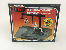Remplacement vintage star wars le retour du jedi jabba dungeon playset red box