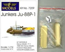 LF Models 1/72 JUNKERS Ju-88P-1 Resin Conversion Kit