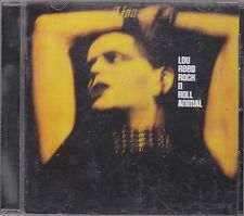 LOU REED - rock 'n' roll animal CD