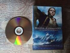Master And Cmdr. Dvd Nice Good Movie Film