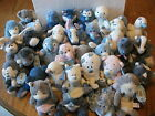 """BRAND NEW WITH TAGS 4"""" MY BLUE NOSE FRIENDS SOFT TOYS - VARIOUS CHARACTERS."""