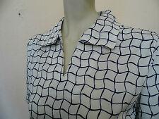 Damen Shirt Gr.40 mehrfarbig  80er True Vintage 80s Sommer Muster