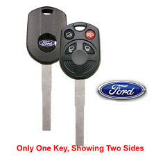 2012 - 2014 OEM Ford Focus Remote Key - 4 button Fcc: OUC6000022 - HU101