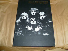KILLER QUEEN DELUXE GENESIS PUBLICATIONS BOOK Signed by Brian May & Roger Taylor