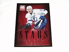 2012 Panini Father's Day STEVEN STAMKOS Elite Gold Stars/5 Tampa Bay LIGHTNING
