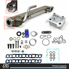Upgraded Oil Cooler Kit & EGR Cooler Kit Ford 6.0L Powerstroke Diesel Turbo