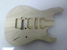 Unfinished RG Jem Guitar Body - StaRG - (strat/RG hybrid) - Fits RG Necks