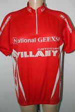 CYCLISTE MAILLOT COLLECTOR NATIONAL M 40 42 VELO