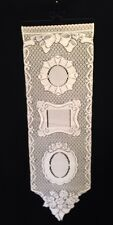 Heritage Lace Picture Perfect Wall Hanging Holds 3 photos