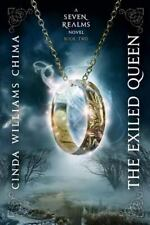 THE EXILED QUEEN C.W.Chima BRAND NEW HARDCOVER BOOK Ebay BEST PRICE!